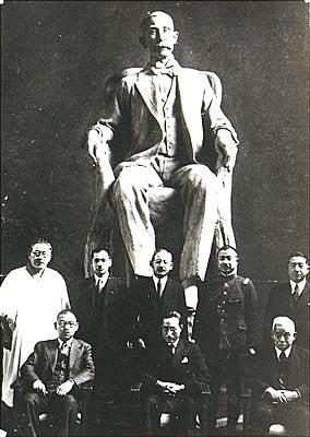 宮崎県立図書館-記念撮影